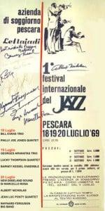 pescara jazz festival - pescara jazz - abruzzo festival - pescara jazz