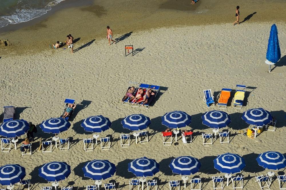Montesilvano Beach Abruzzo