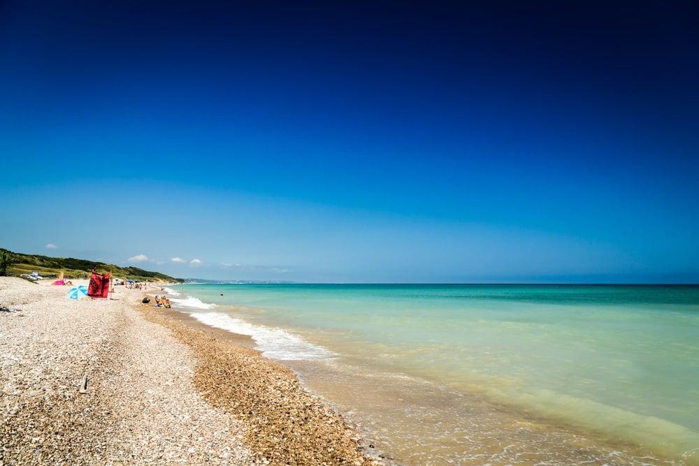 Ortona Beach Abruzzo