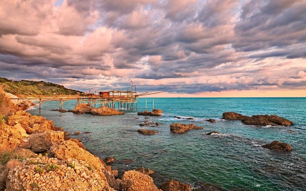 Rocca San Giovanni, Chieti Beach