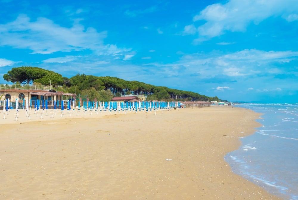 Torre di Cerrano Abruzzo Beach