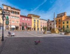 Tagliacozzo Abruzzo Italy