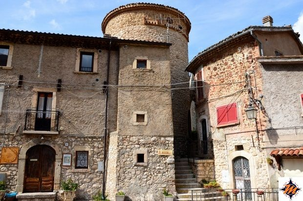 Medieval Tower, Villalago