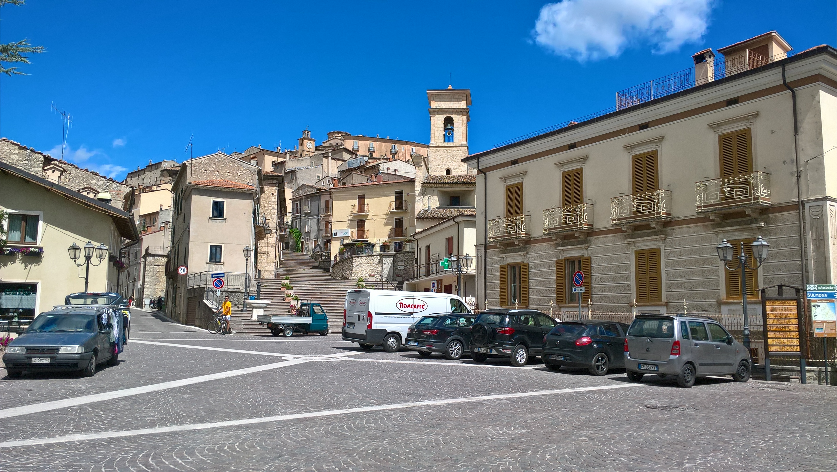 Old Town Hall, Villalago