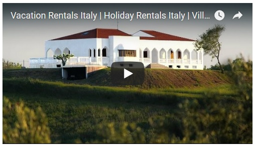 Holiday Rentals In Abruzzo Italy