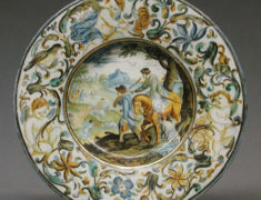 Castelli Ceramics of Abruzzo, Italy