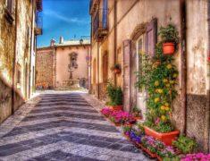 Pescocostanzo-Abruzzo Region Italy