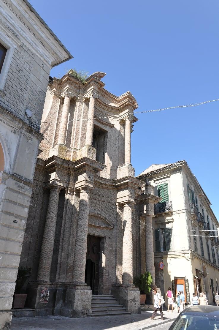 Penne Abruzzo Italy