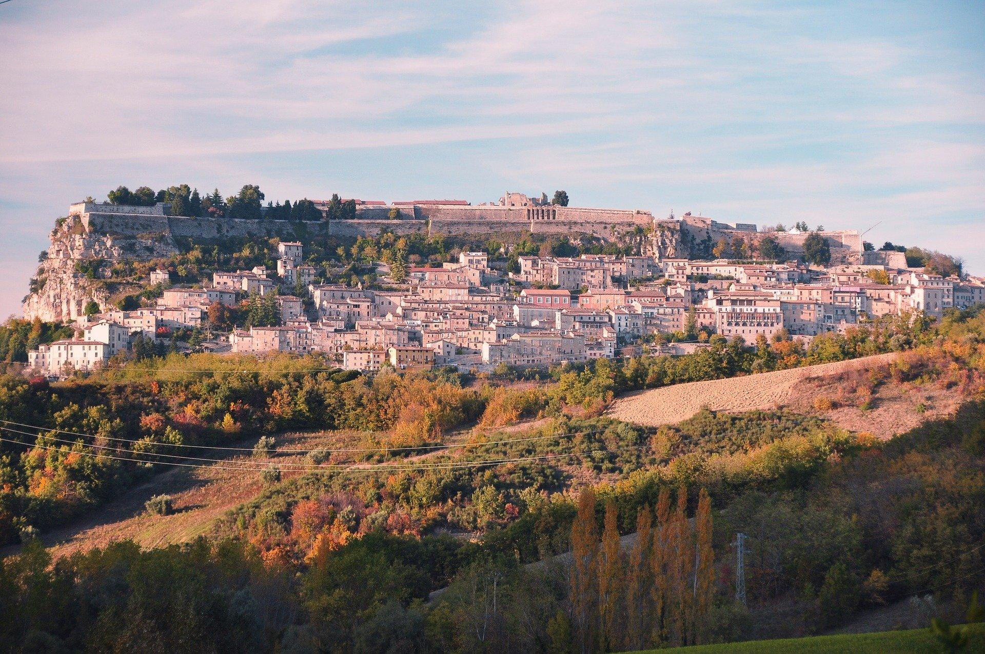 Abruzzo Civitella del Tronto