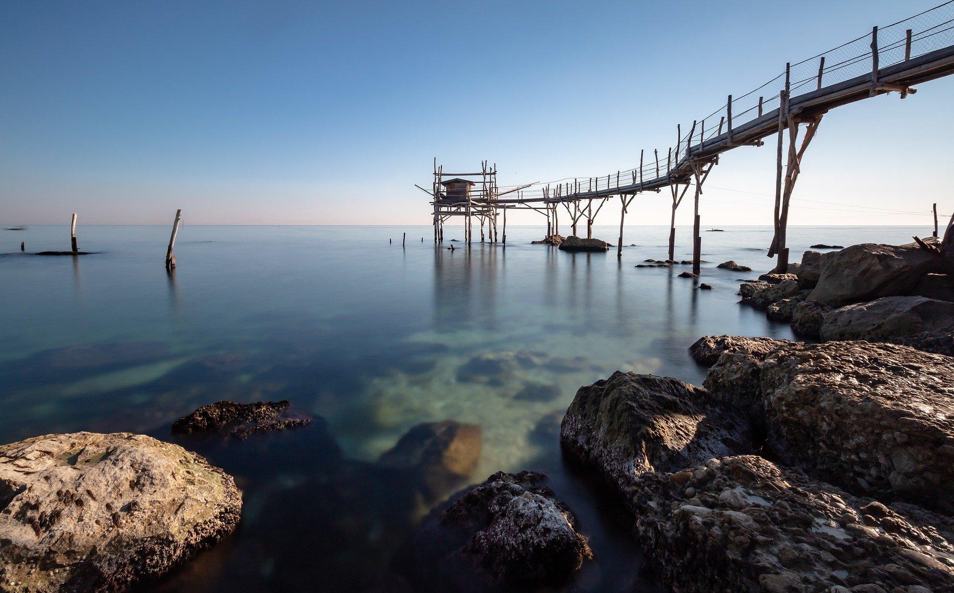Abruzzo Trabocchi Coast